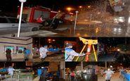 شهردار ایرانشهر از ضدعفونی کردن معابر و امکان عمومی در سطح شهر خبر داد