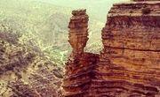 دیدنی های دره شیرز  یادگاری منحصر بفرد از عصر حجر