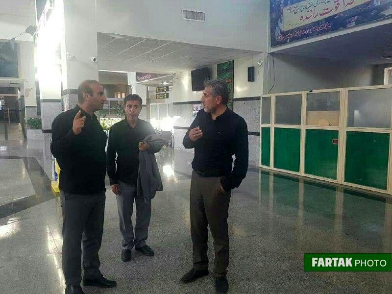 مرزخسروی- سرویس ها بهداشتی- شهرداری منطقه 13 تهران - اربعین