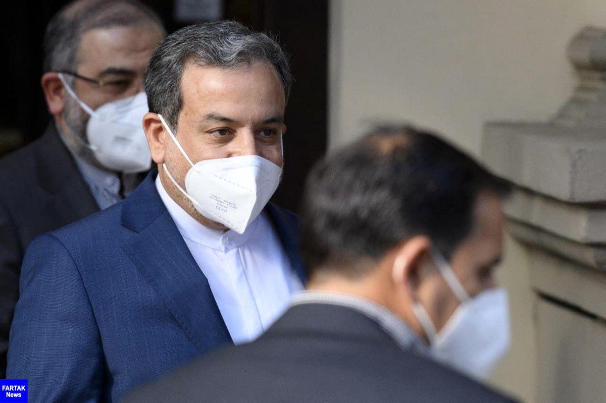 هیات مذاکره کننده ایرانی وارد وین شد