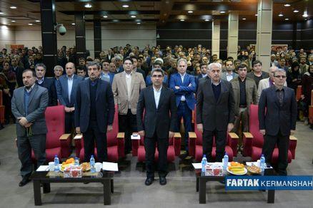 محسن دارابی در آیین معارفه: تامین زیر ساخت ها را در زمره کارهای مهم خود قرار داده ام