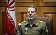 امیر موسوی: موشکهای دوربرد و نقطه زن نیروی دریایی قادرند اهدافی تا صدها کیلومتر را منهدم کنند