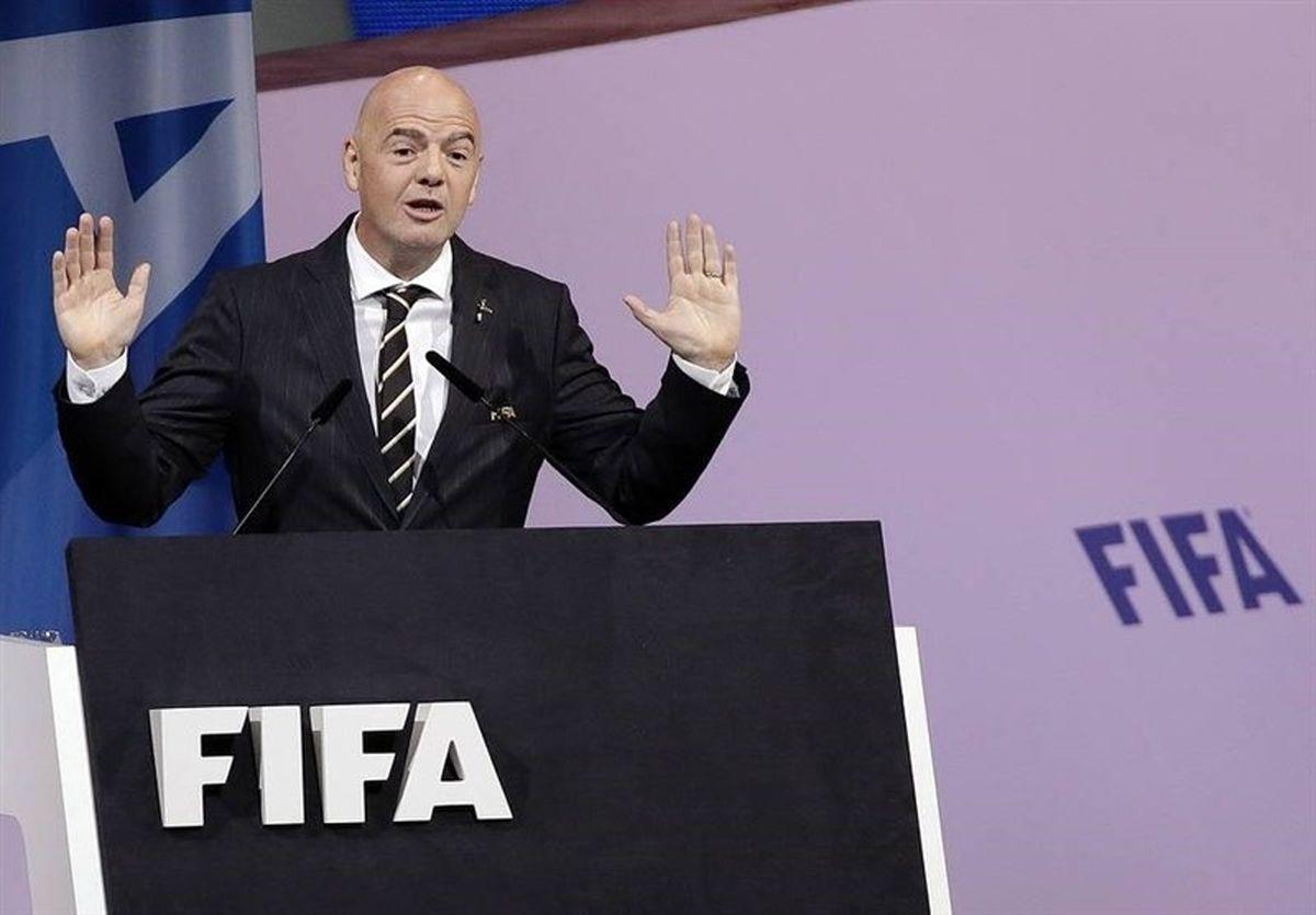 اینفانتینو: میراث ماندگار جام جهانی ۲۰۲۲ تا سالها خواهد ماند
