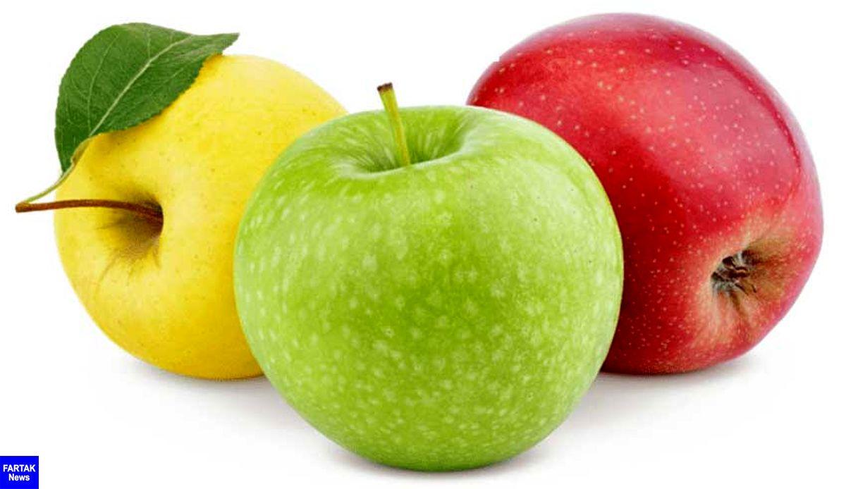جلوگیری از بیماری با خوردن یک سیب در روز