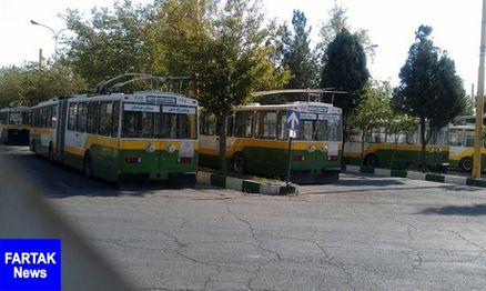 راهاندازی خط جدید اتوبوس برقی تا پایان سال