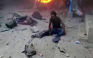 ترکیه کاروان خبرنگاران خارجی در شمال سوریه را بمباران کرد