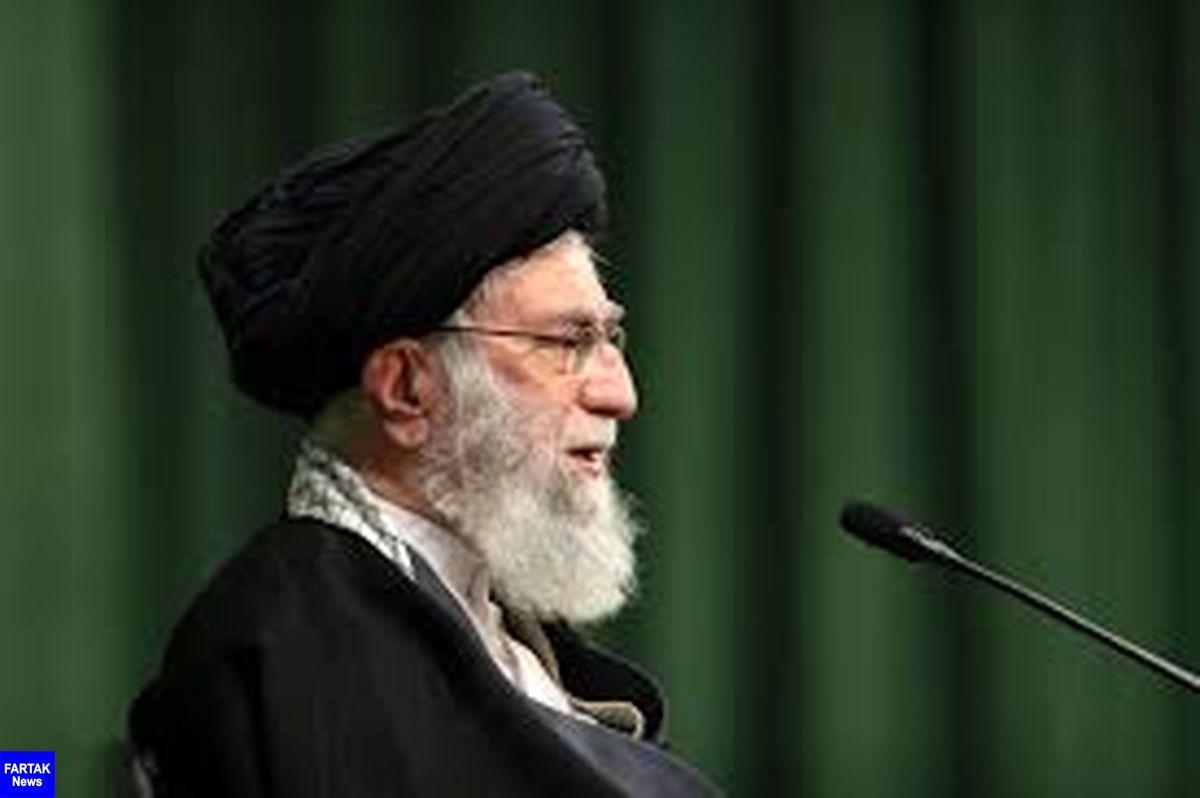 رهبر انقلاب: مردم حرکت حماسهگونهای در سالگرد شهید سلیمانی به وجود آوردند