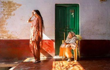 عکس منتخب نشنال جئوگرافیک | شهر پنجره ها
