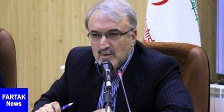 تشکر وزیر بهداشت از فرمانده سپاه پاسداران