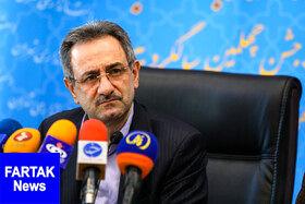 ۲۰۲۱ نفر در جریان ناآرامیهای اخیر در استان تهران بازداشت شدند