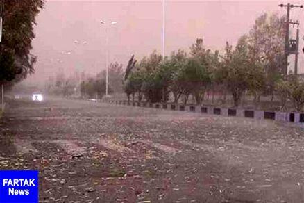 هشدار تندبادی هواشناسی و آمادگی شهرداری تهران در برابر حوادث احتمالی