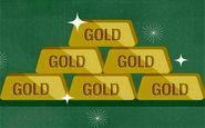 قیمت جهانی طلا امروز ۱۳۹۷/۱۲/۰۱ | رکوردشکنی قیمت طلا به سمت ۱۳۵۰ دلار