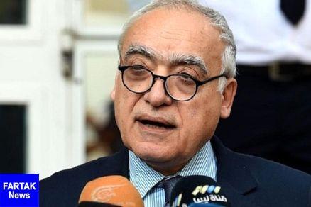 فرستاده ویژه سازمان ملل وارد لیبی شد
