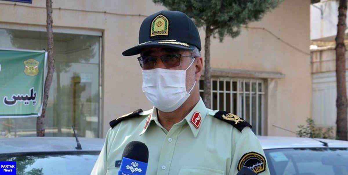 """سارق 200 راس دام در تور اطلاعاتی پلیس آگاهی """"کرمانشاه"""""""