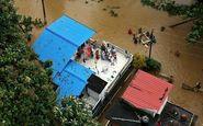 آخرین اخبار از سیلاب شدید در هند