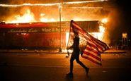 تظاهرات به رفتار نژادپرستانه پلیس در آمریکا