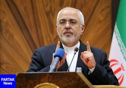 پاسخ ظریف به ادعاهای تازه آمریکا و برخی متحدانش در خصوص برنامه موشکی ایران