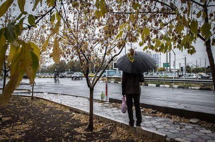ورود سامانه بارشی به کشور از روز یکشنبه/افزایش غلظت آلایندههای جوی در شهرهای بزرگ