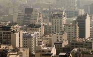 هوای تهران برای همه افراد جامعه ناسالم شد