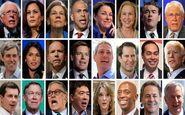 20 نامزد مناظره مقدماتی انتخابات 2020 ریاست جمهوری آمریکا را برگزار می کنند