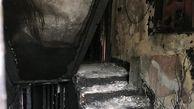انفجار بر اثر نشت گاز در منزل مسکونی ۷ مصدوم بر جای گذاشت