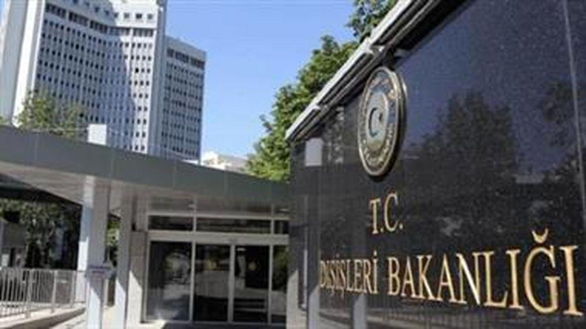 حمله تند ترکیه به دموکراسی گزینشی اتحادیه اروپا