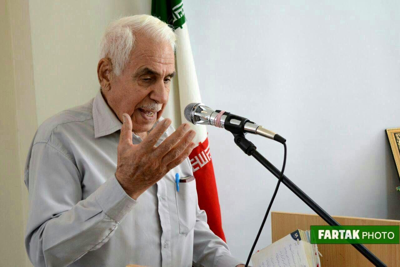 برگزاری مراسم سیویکمین سالگرد درگذشت استاد ابراهیم خوشنوا هنرمند و ترانهسرا کرمانشاهی
