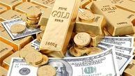 قیمت طلا، قیمت دلار، قیمت سکه و قیمت ارز امروز ۹۹/۰۱/۱۶