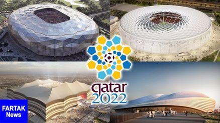 ناکامی طرح فشار به فیفا برای برکناری قطر از میزبانی جام جهانی
