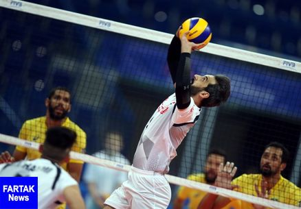 برزیل نخستین شکست ایران را رقم زد / بازی برده از دست رفت