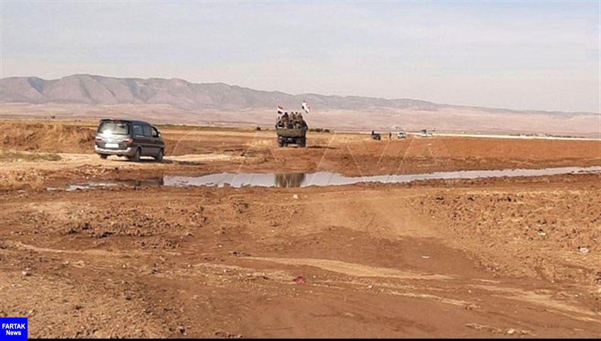 کشته شدن ۳ نیروی ارتش سوریه در کمین داعش