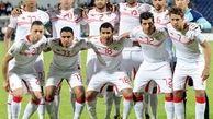 28 بازیکن تیم ملی تونس برای بازی ایران