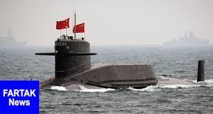 چین: هدف مانورهای نظامی تهدید تایوان است