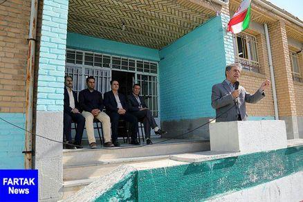 حضور کارشناسان دامپزشکی در جمع دانش آموزان کرمانشاهی