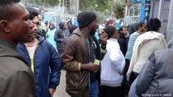 سرما در یونان مشکلات پناهجویان را مضاعف کرد