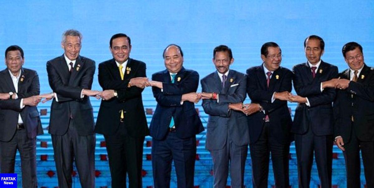 بزرگ ترین قرارداد تجارت آزاد جهان امضا شد