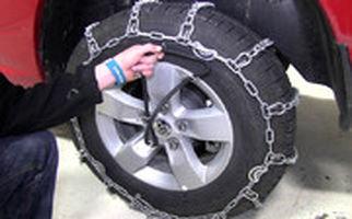 اگر بستن زنجیر چرخ را بلد نیستید، این ویدئو را ببینید