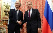 لاوروف: سوریه بیشتر مرز مشترک خود با عراق و ترکیه را تحت کنترل دارد
