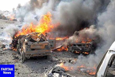 انفجار خودروی بمبگذاری شده در عفرین سوریه ۶ کشته برجا گذاشت
