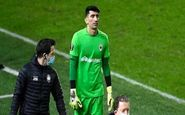 لیگ فوتبال بلژیک  بیرانوند از فهرست آنتورپ خارج شد
