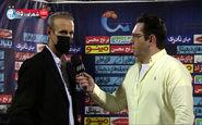 صحبتهای یحیی گل محمدی بعد از فتح دربی 95 + فیلم