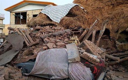 زلزله آذربایجان شرقی جانِ یکی از مددجویان کمیته امداد را گرفت