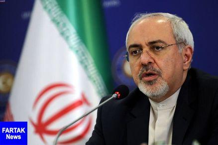 ظریف: ایرانیان واقعی هرگز تسلیم دیکته دیگران نمیشوند
