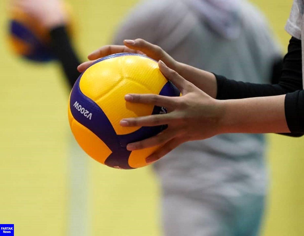 ذوب آهن میزبان هفته نخست گروه دوم لیگ برتر والیبال کشور