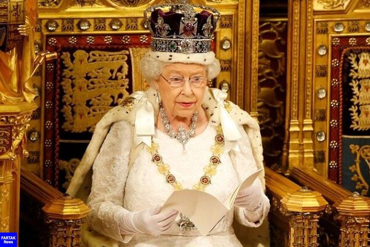 ملکه انگلیس قانون خروج از اتحادیه اروپا را امضا کرد