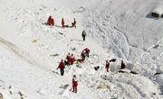گرفتار شدن ۱۵ نفر در کوههای بازفت