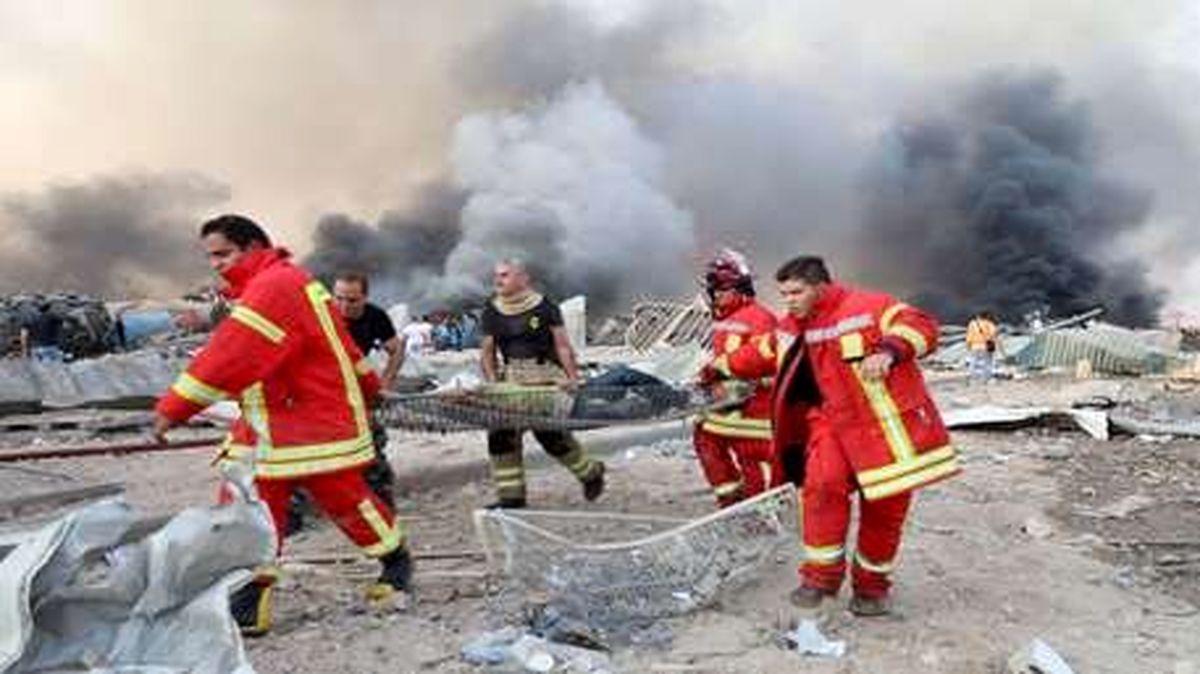 رئیس صلیب سرخ لبنان:به کمک دولت ایران نیازمندیم!