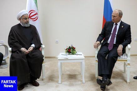 روحانی: تلاش کنیم خزر به عنوان دریای صلح و دوستی تبدیل شود