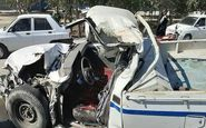 بر اثر تصادف در محور کنارک-جاسک 6 نفر فوت و 3 نفر مصدوم شدند