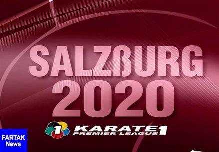 کاراته وان اتریش  ترکیه قهرمان شد، ایران در جایگاه چهارم قرار کرفت